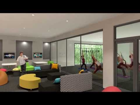 New multi purpose performance space and art studios for Sydney School