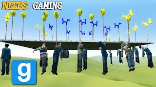 GMOD SANDBOX - The Best Balloon Game Ever!!! (Garry's Mod Funny Moments)