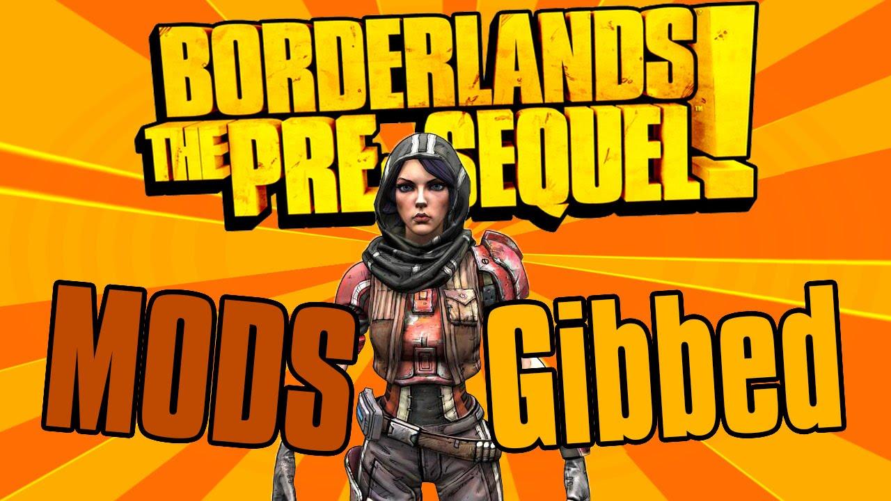 Borderlands The Pre-Sequel: Gibbed Saved Editor Revision 7 ... Borderlands 2 Gibbed