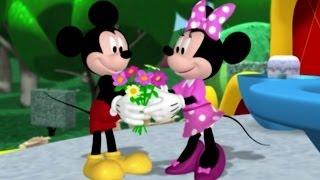Клуб Микки Мауса - Сезон 1 серия 02 - Сюрприз для Минни |мультфильм Disney