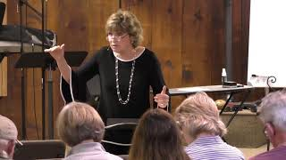 Fawn Brents: Theology Proper #6