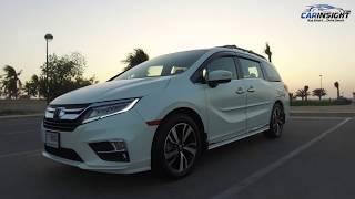 2018 Honda Odyssey Test Drive Walkaround