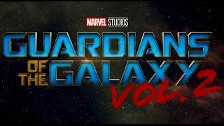 Guardians of The Galaxy Volume 2 Trailer #2 - Reaction!!!