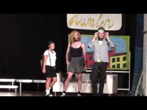 UCC Campus' Tutor Cabaret