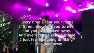 "Medina - ""Like You Hurt Me"" (Lyrics)"