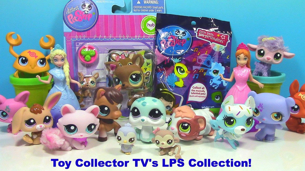 Lps Palooza And Littlest Pet Shop Blind Bag Opening With