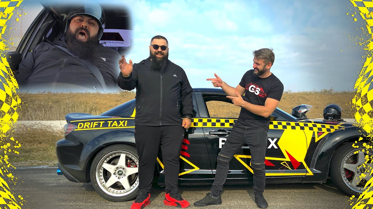 Drift Taxi – პატო / pato – დრიფტ რეაქციები