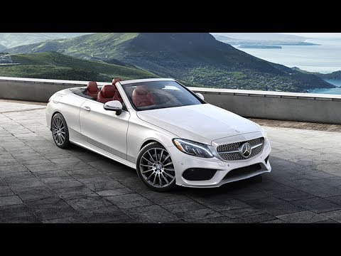 2018 mercedes benz amg c 63 s cabriolet first look for Mercedes benz of encino