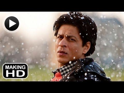 Making Of The Film - London - The Location Of Jab Tak Hai Jaan   Part 8   Shah Rukh Khan