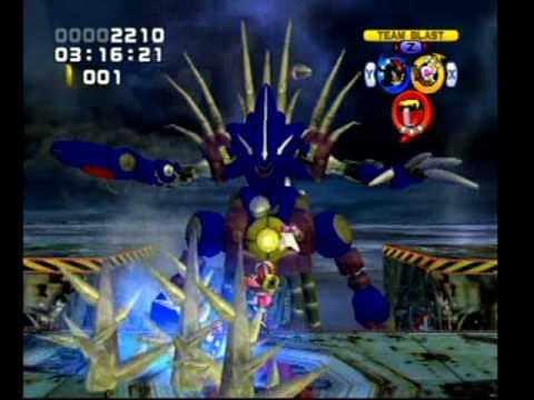 Metal Overlord Vs Perfect Chaos