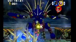 Sonic Heroes - Metal Madness, Metal Overlord Battle - Final Boss