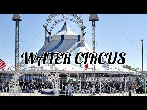 Cirque Italia 2020 Water Circus Omaha | NE