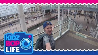 KIDZ BOP Life UK: Vlog #5 - On The Road with Max & The KIDZ BOP Kids