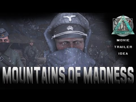 Cthulhu Mythos: At The Mountains of Madness Movie Trailer
