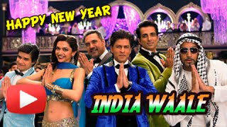 India Waale Video Song - Happy New Year | Shahrukh Khan | Deepika Padukone | Song Review