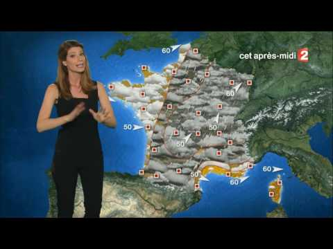 France 2 Météo - 10.7.2017 - Refreshed Graphics