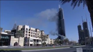 EMIRATES DUBAI FIRE-MORNING HD