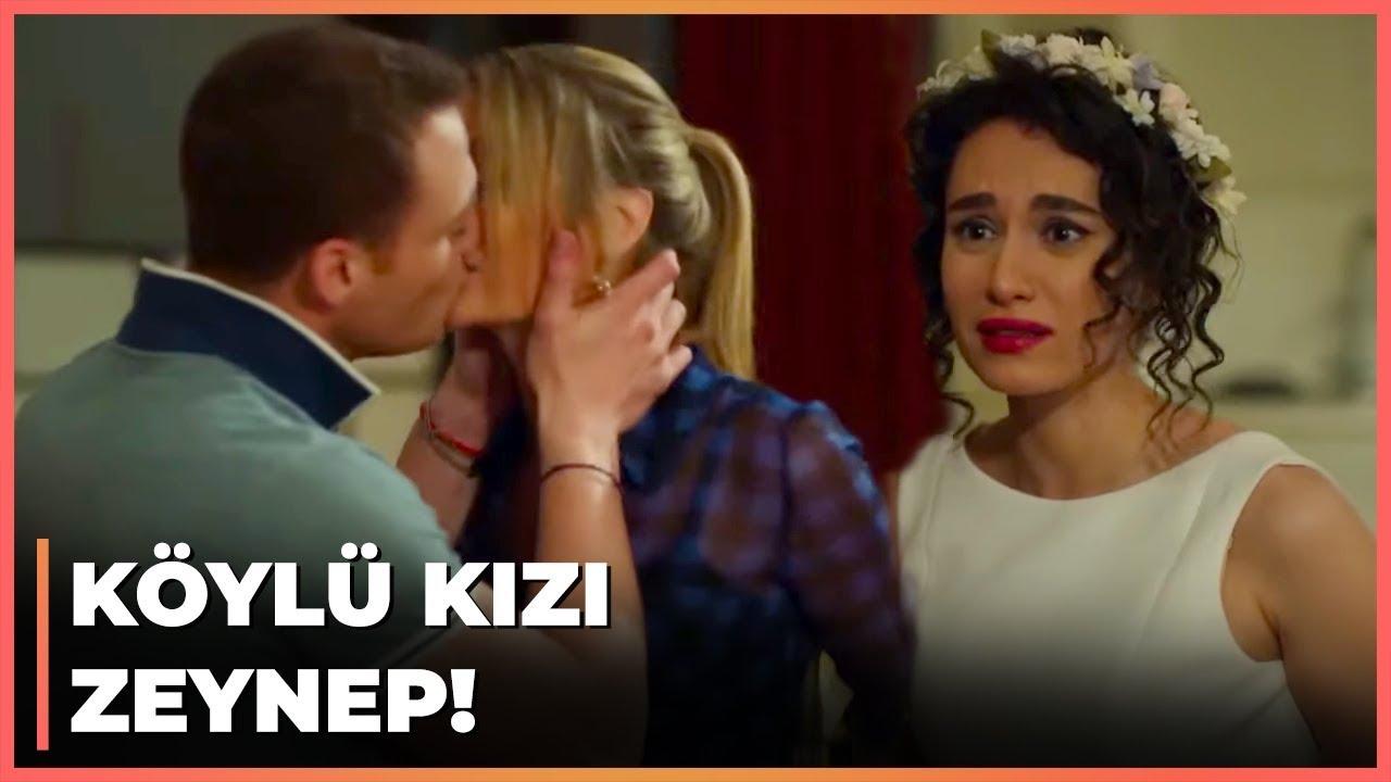 Kerem, Zeynep'in Kalbini Kırdı! - Güneşi Beklerken 45. Bölüm