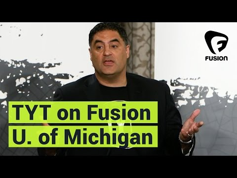 The Young Turks on Fusion | LIVE from University of Michigan (Full Episode)