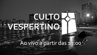 Culto Vespertino - João 8.1-11 (22/08/2021)