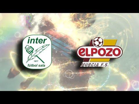 Movistar Inter FS vs. El Pozo Murcia