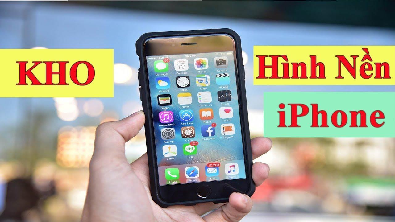 TOP 4 ứng dụng hình nền miễn phí cho iPhone siêu đẹp | Tân tivi