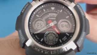casio g shock aw 590 1aer