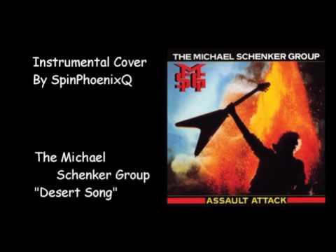 Instrumental cover the michael schenker group desert song