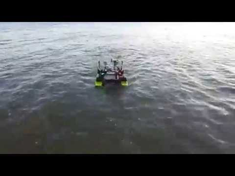 Unmanned Surface Vehicle- ROV Specialties, Cleveland Ohio