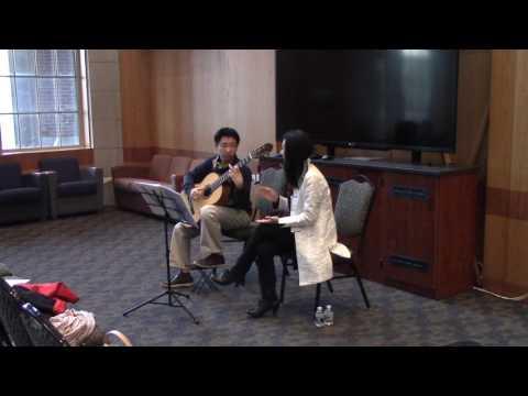 Masterclass with Xuefei Yang - Asturias, Isaac Albéniz