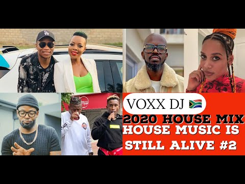 New 2020 South African House Music Mix | 30 January | VOXX DJ
