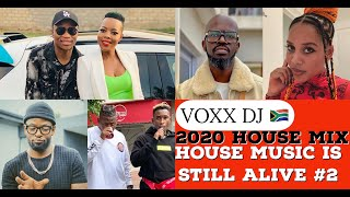 New 2020 South African House Music Mix | Jerusalema | Master KG | Sho Madjozi | VOXX DJ
