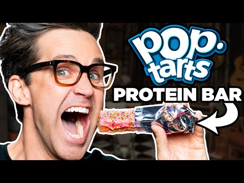 Will It Protein Bar? Taste Test