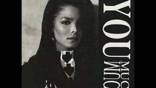 Janet Jackson Miss You Much (Slamming R&B mix)