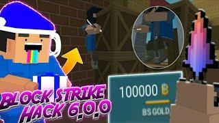 Block Strike 6.0.0 MOD HACK, Com Daggers, Flip Knife, É POSSÍVEL CRIAR MOD DA 6.0.0? BS EM CRISE