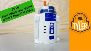 R2-d2 Pencil Holder  028