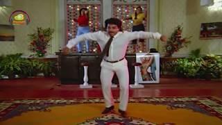 Jaathi Eandhi Telugu Video Song | Kedi Movie Video Songs | Kamal Haasan | Ambika | Radha