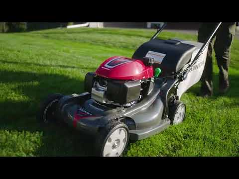 2018 Honda Hrxk6 Lawn Mower Line Up Youtube