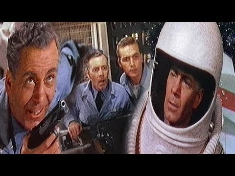 Conquest of Space (1955) - Bizarre Space Captain