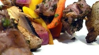 'more-than-just' Lamb Kebabs Cook-along Video