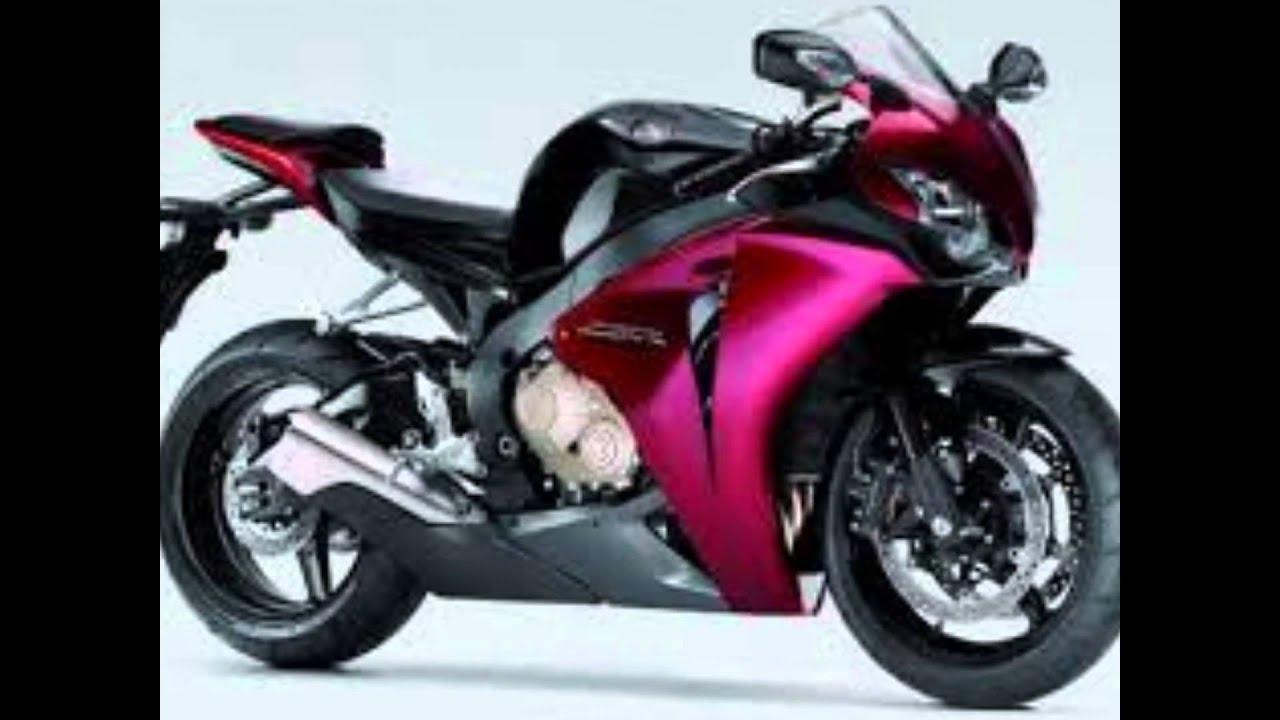 Honda >> Mejores Motos Honda - YouTube