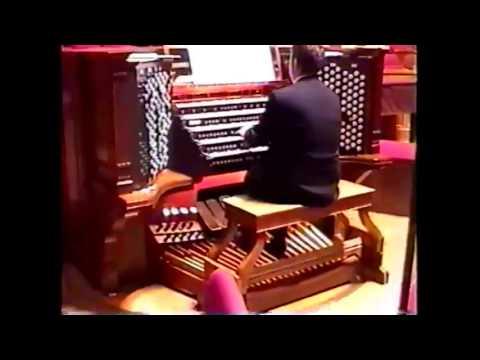 Troy Osmond-Tabernacle Organ in Salt Lake City