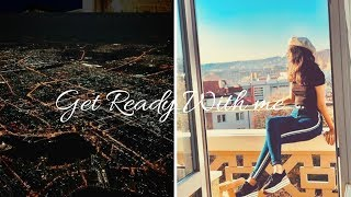 PRAGUE AIRPORT - GET READY WITH ME | AIRPORT edition |PRAGUE-DUBAI | CZECH AIRLINE