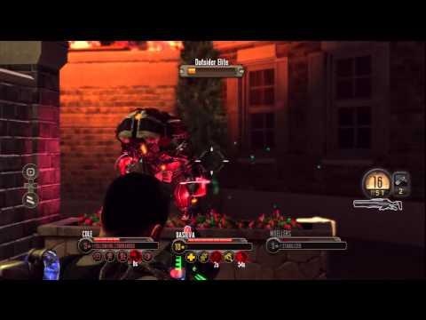 18 The Bureau XCom Declassified Commander Walkthrough HD PS3 (Hanger 6 R&D DLC)   Mission 9 1/2  