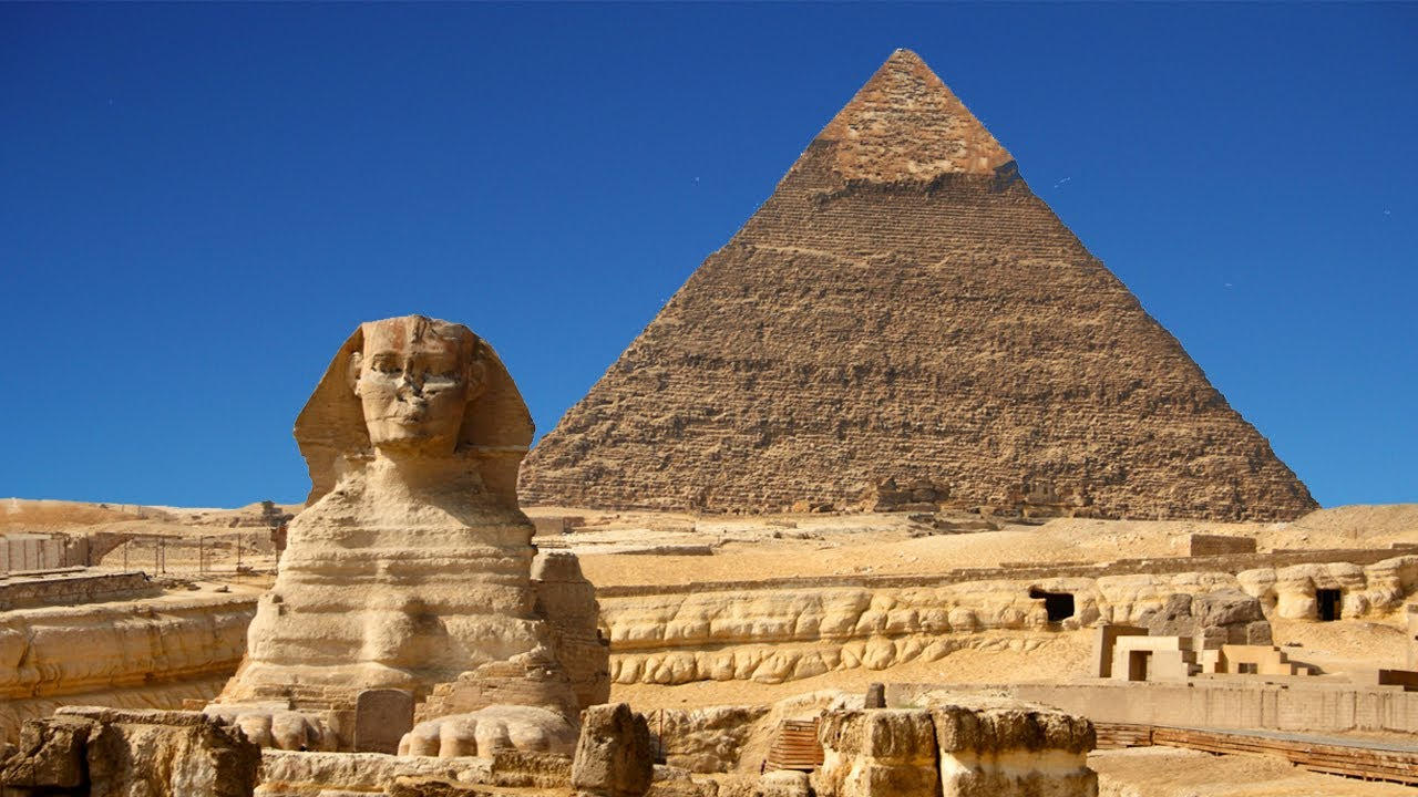 Piramids Of Egypt