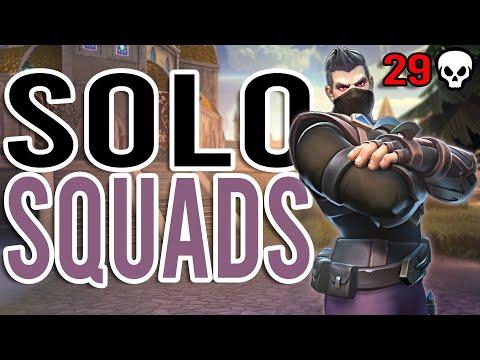 Realm Royale: Solo vs. Squads 29 Kill Game (Heirloom Assassin)