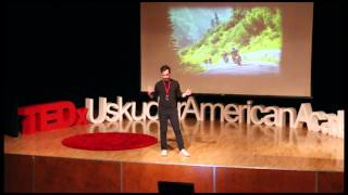 Motorcycling and entrepreneurship: Hot or not? | Esat Uğurlu | TEDxUskudarAmericanAcademy