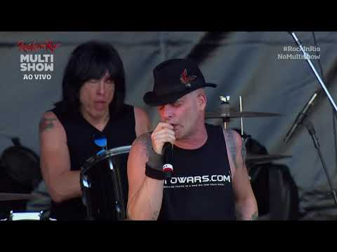 Marky Ramone & Michale Graves - Dig Up Her Bones - Live At Rock In Rio