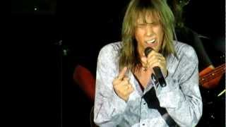 Tesla at Coconut Creek Casino Florida 10/4/2012 - Thank You - What You Give