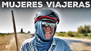 Me encontré con grandes viajeras en Uzbekistán  | Camino a Mongolia  | Vlog 137 (S14/E06)